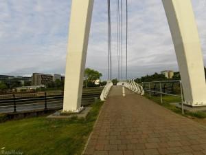 Sir Bobby Robson bridge